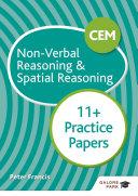 CEM 11+ Non-Verbal Reasoning & Spatial Reasoning Practice Papers