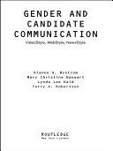 Pdf Gender and Candidate Communication