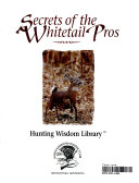 Secrets of the Whitetail Pros