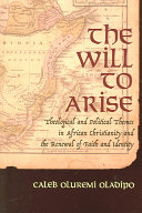 The Will to Arise
