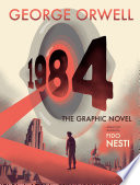 link to 1984 : the graphic novel in the TCC library catalog