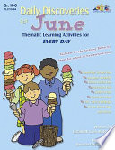 Daily Discoveries for JUNE