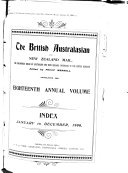 The British Australasian and New Zealand Mail