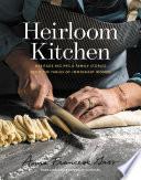 Heirloom Kitchen Book