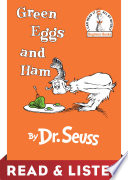Green Eggs and Ham  Read   Listen Edition Book PDF
