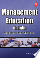 Management Education in India - Perspectives and Challenges