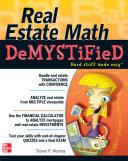 Real Estate Math Demystified