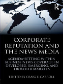 Pdf Corporate Reputation and the News Media Telecharger