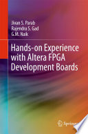 Hands on Experience with Altera FPGA Development Boards