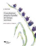 Pdf Conciliation emploi-famille et temps sociaux, 4e édition Telecharger
