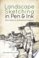 Landscape Sketching in Pen and Ink Book PDF