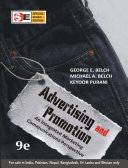 Advertising and Promotion: An Integrated Marketing Communicaitons Perspective (SIE)