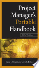 Project Managers Portable Handbook  Third Edition