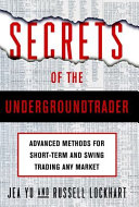 SECRETS OF THE UNDERGROUNDTRADER Pdf/ePub eBook