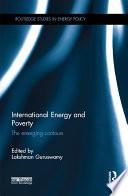 International Energy and Poverty