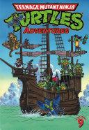 Teenage Mutant Ninja Turtles  Adventures Vol  9