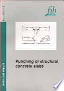 Punching of Structural Concrete Slabs Book