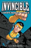 Invincible Compendium Vol. 3 Book