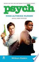 Psych  Mind Altering Murder Book