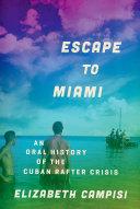 Escape to Miami Pdf/ePub eBook