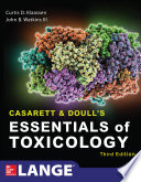 Casarett Doull S Essentials Of Toxicology Third Edition Book PDF