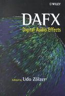 DAFX   Digital Audio Effects