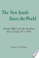 The New South Faces The World