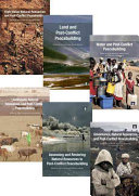 Post Conflict Peacebuilding and Natural Resource Management