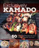 Exclusively Kamado Book
