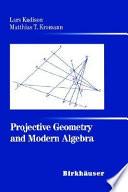 Projective Geometry and Modern Algebra
