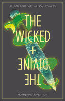 The Wicked   The Divine Vol  7  Mothering Invention