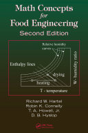 Pdf Math Concepts for Food Engineering Telecharger