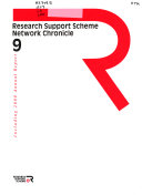 Research Support Scheme Network Chronicle
