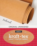 Kraft-Tex Natural Kraft Paper Fabric