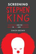 Screening Stephen King Pdf/ePub eBook