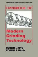 Handbook of Modern Grinding Technology