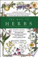 """The Way of Herbs"" by Michael Tierra"