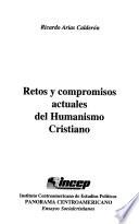 Retos y compromisos actuales del humanismo cristiano