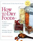 How to Dry Foods Pdf/ePub eBook