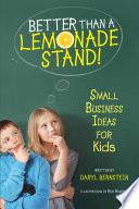 Better Than a Lemonade Stand
