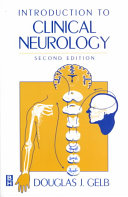Introduction to Clinical Neurology Book