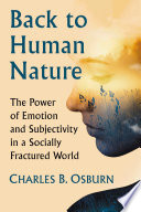 Back to Human Nature