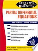 Schaum's Outline of Partial Differential Equations