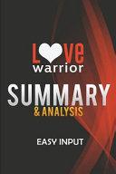 Love Warrior Book PDF