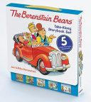 The Berenstain Bears Take-Along Storybook Set