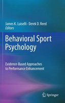 Behavioral Sport Psychology Pdf/ePub eBook