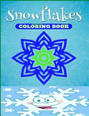 SnowFlakes Coloring Book