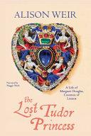 The Lost Tudor Princess Book