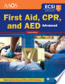 """Advanced First Aid, CPR, and AED"" by Alton L. Thygerson, Steven M. Thygerson, Howard K. Mell"