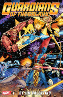 Pdf Guardians of the Galaxy by Jim Valentino Vol. 1 Telecharger